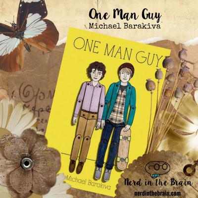 Book Nerd: One Man Guy | Nerd in the Brain
