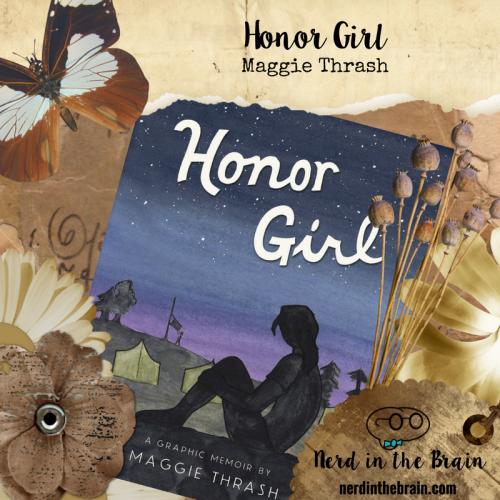 Book Nerd: Honor Girl   Nerd in the Brain