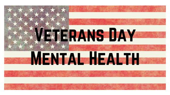 Veterans Day Mental Health