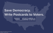 Send Postcards to Voters in Swing States